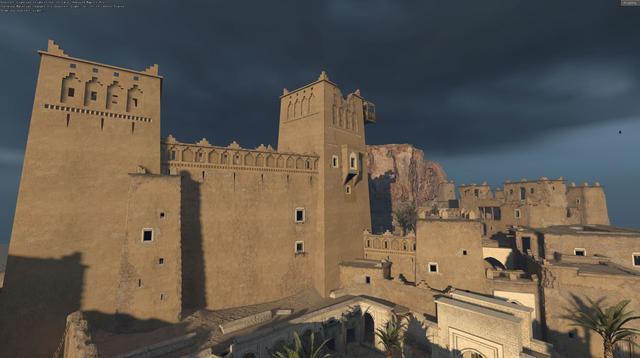 《求生之路3》截图疑似泄露 游戏背景或为中世纪城堡