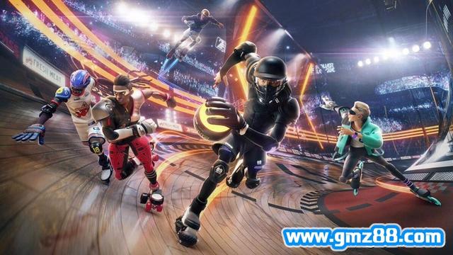 育碧公布全新游戏画面 这是《阿丽塔:战斗天使》的机动球大赛?