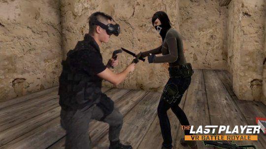 VR吃鸡游戏《绝命战场VR》全球发售 中国游戏完爆E3!