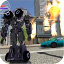 机器人战斗钢铁英雄