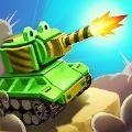 军玩具塔防